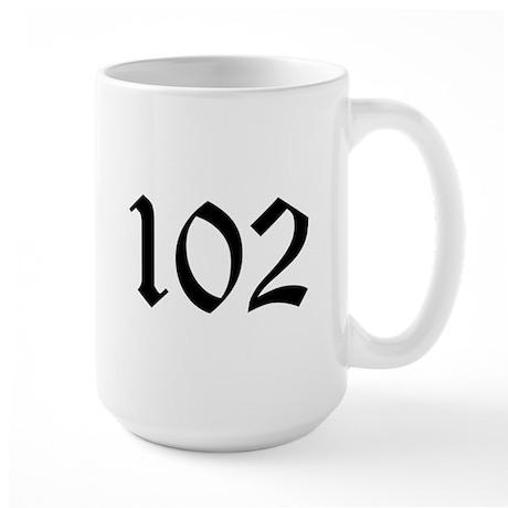 102 Large Mug