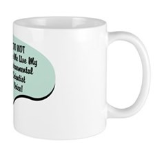 Environmental Scientist Voice Mug