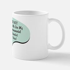Environmental Scientist Voice Mug