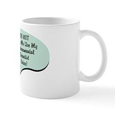 Environmental Scientist Voice Small Mug