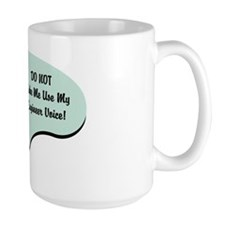 Engineer Voice Mug