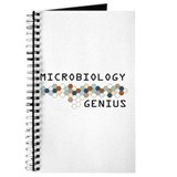 Microbiology Journals & Spiral Notebooks