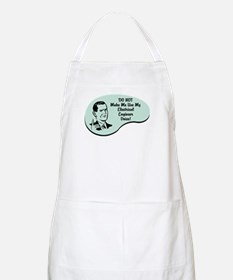 Electrical Engineer Voice BBQ Apron