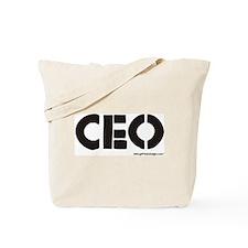 CEO Tote Bag