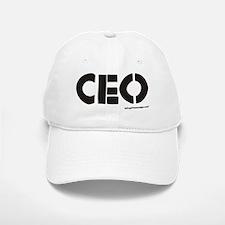 CEO Baseball Baseball Cap