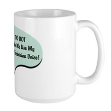 EEG Technician Voice Mug