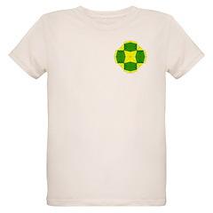 Green Owls Amulet T-Shirt