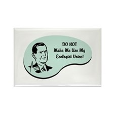Ecologist Voice Rectangle Magnet (100 pack)