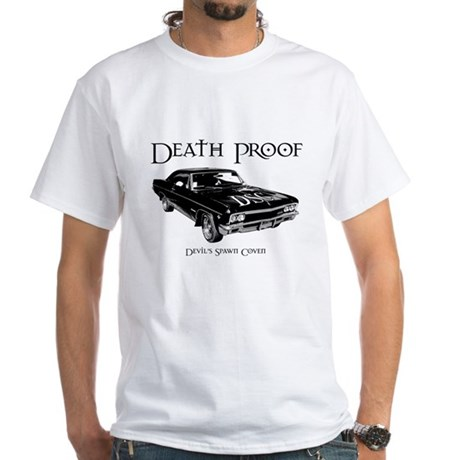 Death Proof | White T-Shirt