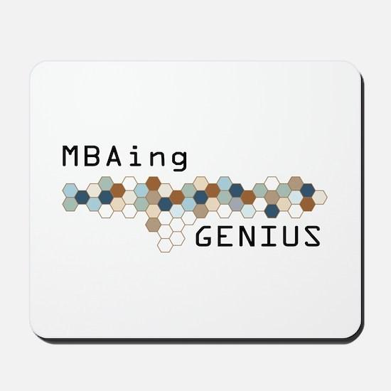 MBAing Genius Mousepad