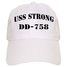 USS STRONG Hat