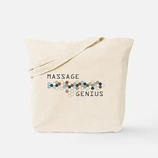Massage Genius Tote Bag