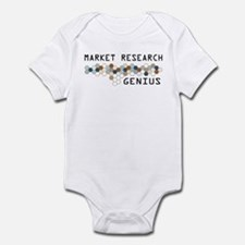Market Research Genius Infant Bodysuit