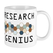 Market Research Genius Mug
