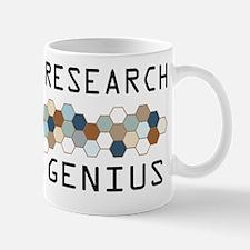 Market Research Genius Mug
