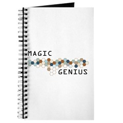 Magic Genius Journal