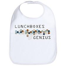 Lunchboxes Genius Bib