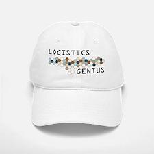 Logistics Genius Baseball Baseball Cap
