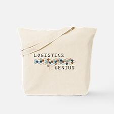 Logistics Genius Tote Bag
