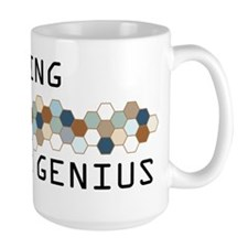 Knitting Genius Mug