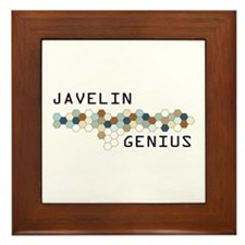 Javelin Genius Framed Tile