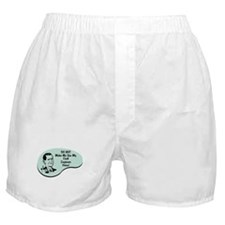 Civil Engineer Voice Boxer Shorts