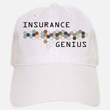 Insurance Genius Baseball Baseball Cap
