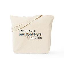 Insurance Genius Tote Bag