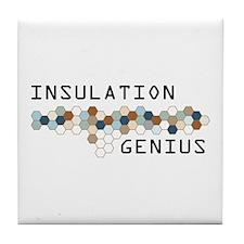 Insulation Genius Tile Coaster