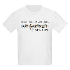 Industrial Engineering Genius T-Shirt