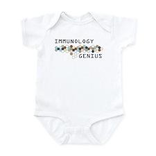 Immunology Genius Infant Bodysuit