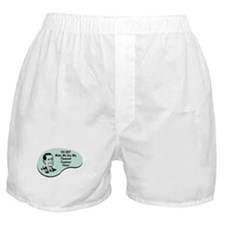 Chemical Engineer Voice Boxer Shorts