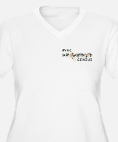 HVAC Genius T-Shirt