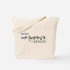 HVAC Genius Tote Bag