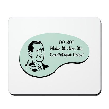 Cardiologist Voice Mousepad