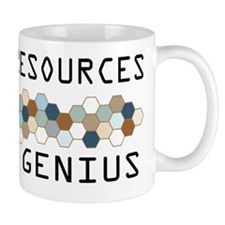 Human Resources Genius Mug