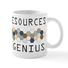 Human Resources Genius Small Mug