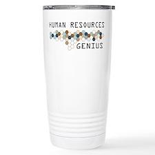 Human Resources Genius Travel Mug