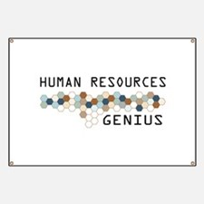 Human Resources Genius Banner