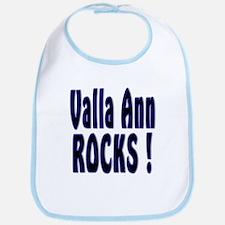 Valla Ann Rocks ! Bib