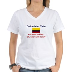 Good Looking Colombian Twin Shirt
