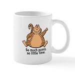 So Much Pussy Mug