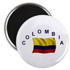 Colombia Flag Magnet
