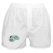 Bicyclist Voice Boxer Shorts