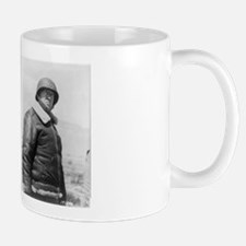 General George Patton Military Gift Mug
