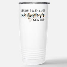 German Board Games Genius Travel Mug