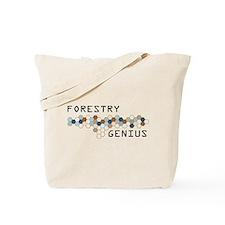 Forestry Genius Tote Bag