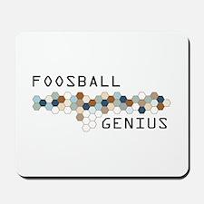 Foosball Genius Mousepad