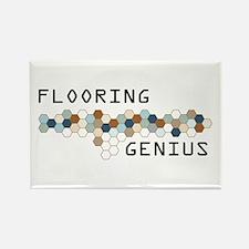 Flooring Genius Rectangle Magnet