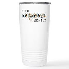Film Genius Travel Mug